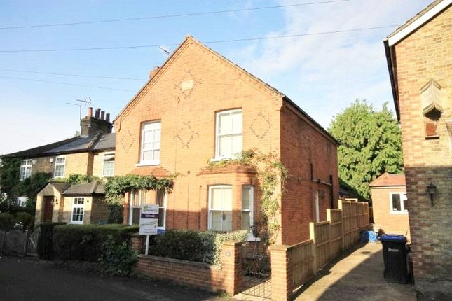 Thumbnail Semi-detached house for sale in Blays Lane, Englefield Green, Surrey