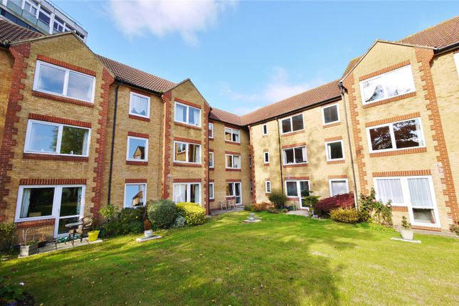 Thumbnail Flat for sale in Homehurst House, Sawyers Hall Lane, Brentwood, Essex