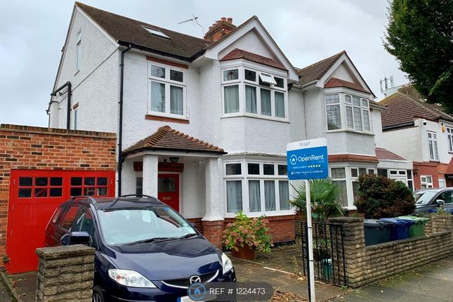 Thumbnail Semi-detached house to rent in Cawdor Crescent, London