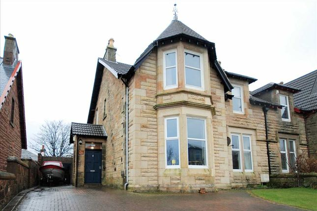Thumbnail Semi-detached house for sale in Caledonia Road, Saltcoats