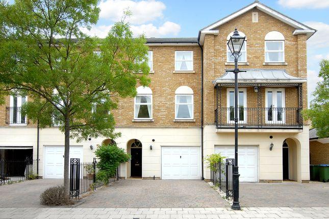 Thumbnail Town house to rent in Williams Grove, St James Park, Surbiton
