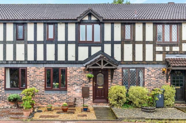 Terraced house for sale in Washburn Court, Grosvenor Park, Morecambe, Lancashire