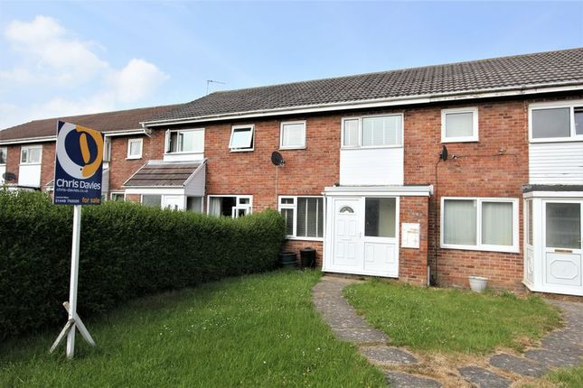 Thumbnail Terraced house for sale in Flint Avenue, Llantwit Major