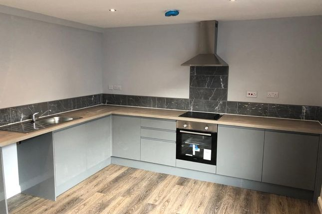 1 bed flat to rent in Silver Street, Wellingborough NN8