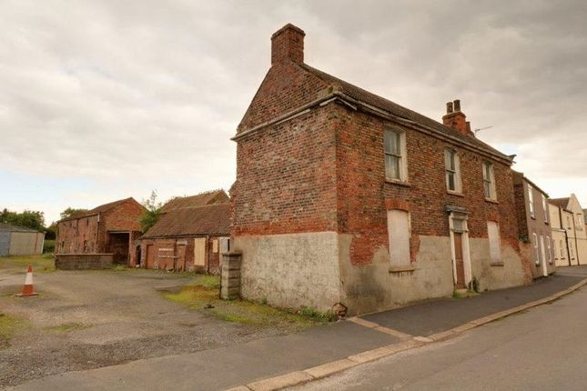 Thumbnail Land for sale in North Street, Crowle, Scunthorpe