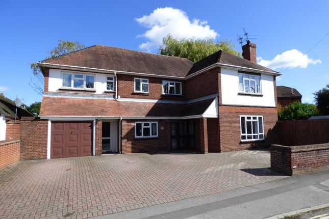Thumbnail Detached house for sale in Minley Road, Farnborough