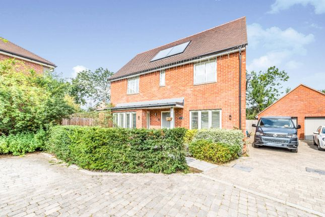 Thumbnail Detached house for sale in Horders Wood Gardens, Waltham Chase, Southampton