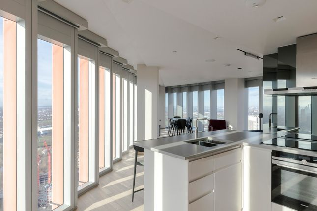 Thumbnail Flat to rent in Queen Elizabeth Olympic Park International Way, London