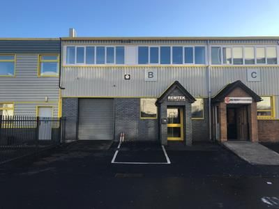 Thumbnail Light industrial to let in Unit B, De Clare House, Pontygwindy Road, Caerphilly, Caerphilly