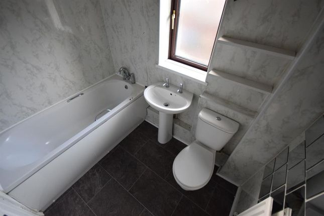 Bathroom of Mansell Crescent, Peterlee, County Durham SR8