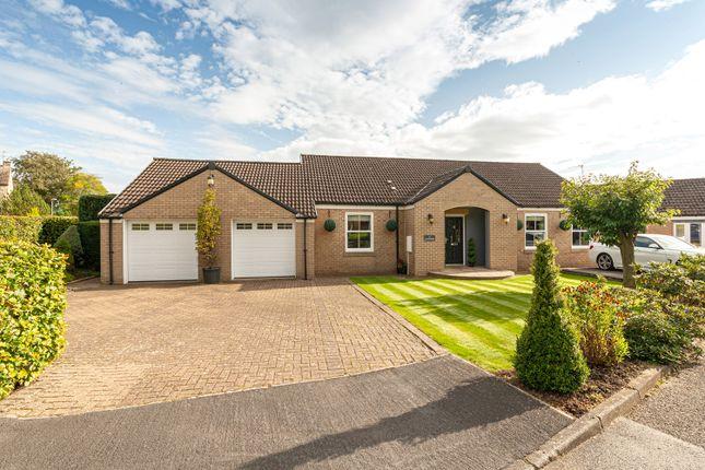 Thumbnail Detached bungalow for sale in 11 Gateways, Wolsingham, County Durham