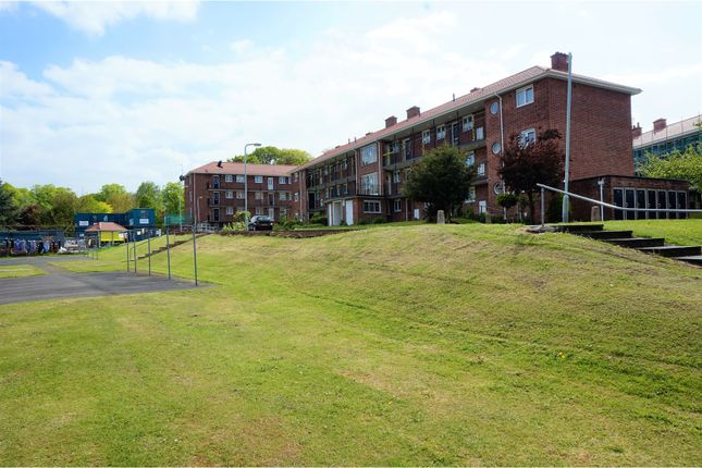Thumbnail Flat for sale in Merridale Court, Wolverhampton