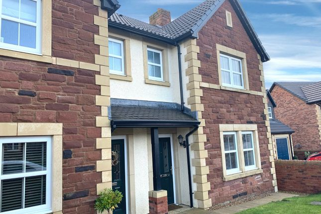 Thumbnail Semi-detached house for sale in Clarendon Drive, Whitehaven, Cumbria