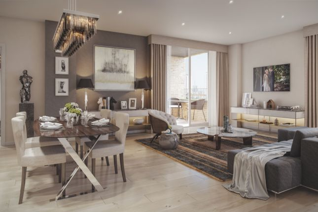 Thumbnail Flat for sale in Castlewood Road, Stamford Hill
