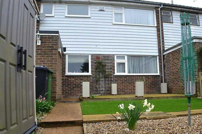 Thumbnail Terraced house for sale in Eastfields, King's Lynn