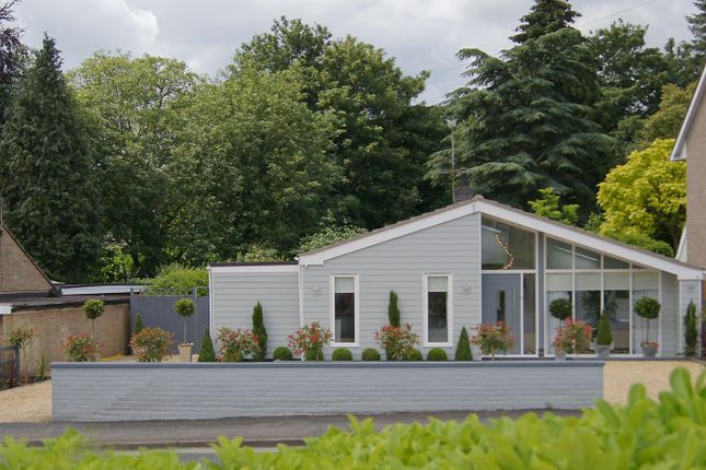 Thumbnail Bungalow for sale in Vine Lodge, Vinery Road, Bury St. Edmunds