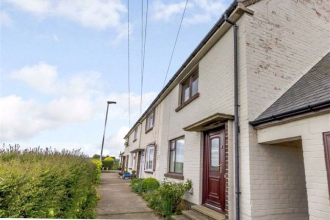 Terraced house to rent in Kyloe View, Lowick, Berwick-Upon-Tweed
