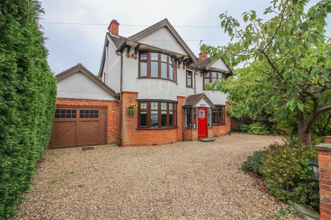 Thumbnail Detached house for sale in The Drive, Harlow