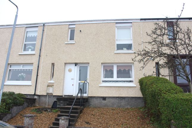 Thumbnail Terraced house for sale in Dykesneuk Road, Port Glasgow