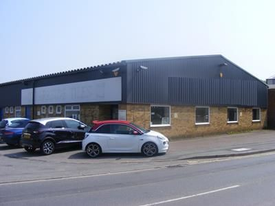 Thumbnail Warehouse to let in Spa House, Wharf Road, Burton Upon Trent, Staffordshire