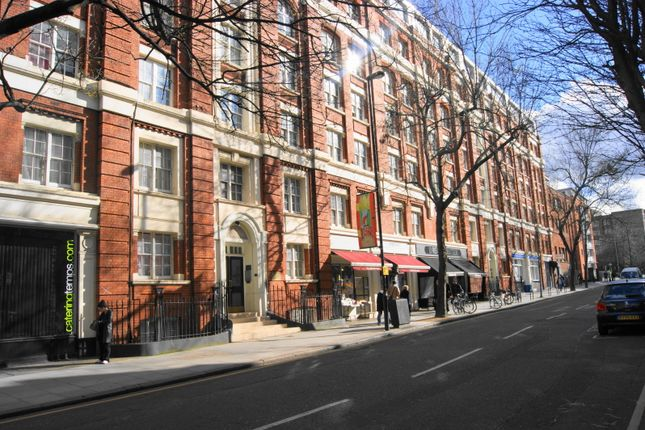Thumbnail Flat to rent in Judd Street, Bloomsbury, London