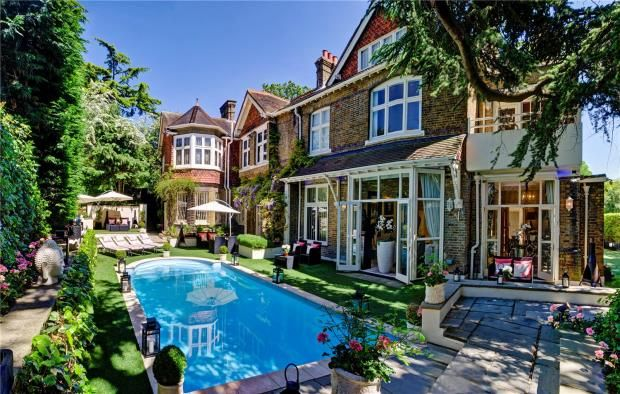 Thumbnail Property to rent in Frognal, Hampstead, London