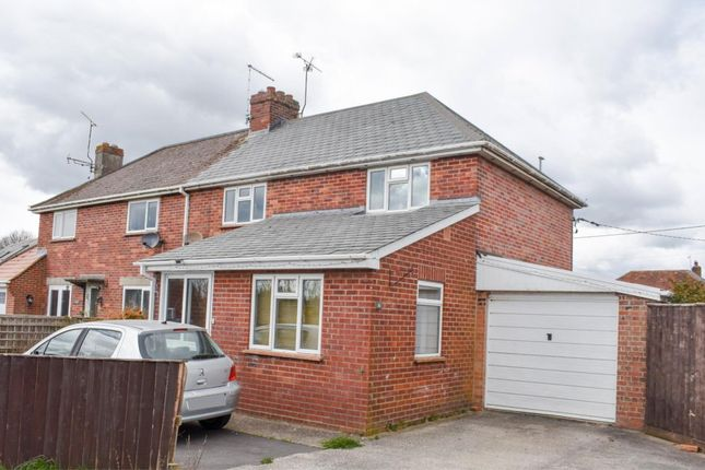 Thumbnail Semi-detached house for sale in Friars Moor, Sturminster Newton