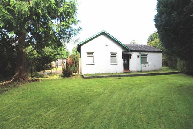 Thumbnail Semi-detached bungalow for sale in Boquhanran Road, Clydebank