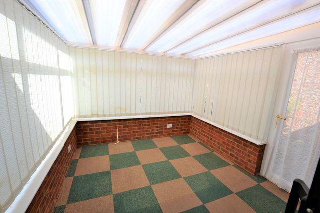 Conservatory of Gidney Drive, Heacham, King's Lynn PE31