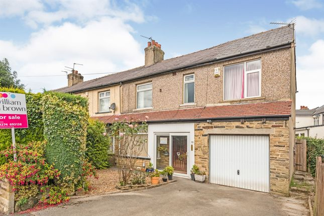 Thumbnail Semi-detached house for sale in Haycliffe Avenue, Bradford