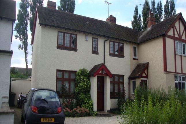 Thumbnail Semi-detached house to rent in Dark Lane, Bedworth, Warwickshire