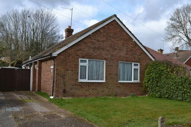 Thumbnail Semi-detached bungalow for sale in Salisbury Close, Tonbridge