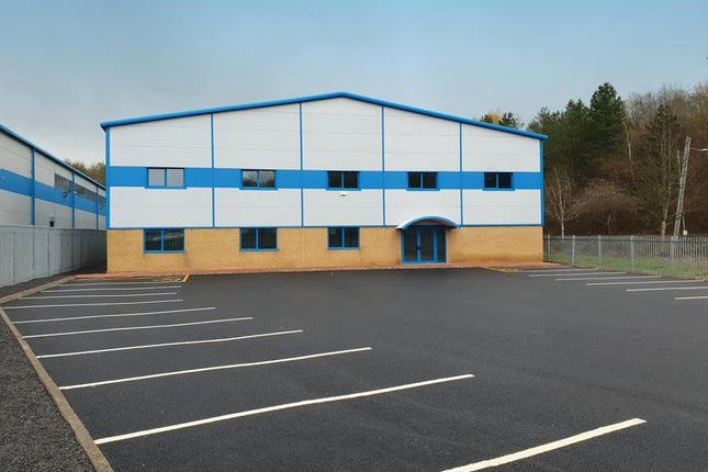Thumbnail Light industrial to let in Unit 4, Goatmill Road, Merthyr Tydfil