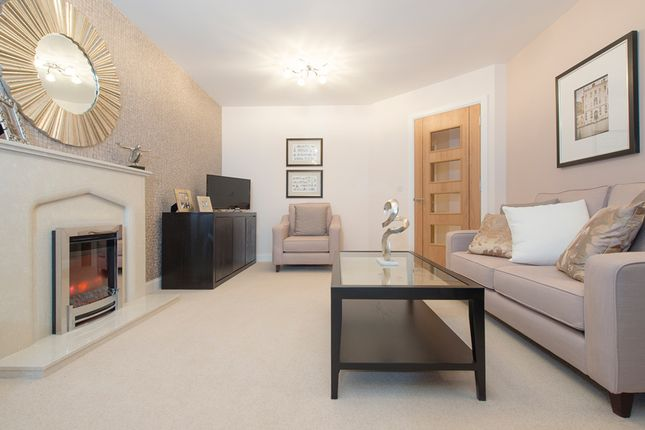 Thumbnail Flat for sale in The Close, Llanishen, Cardiff