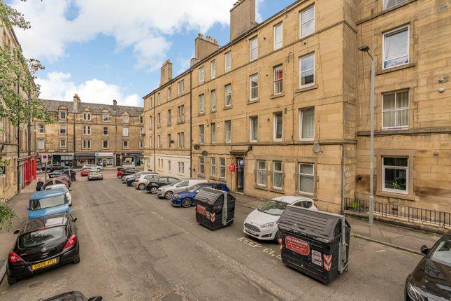 Front Aspect of Wardlaw Street, Edinburgh EH11