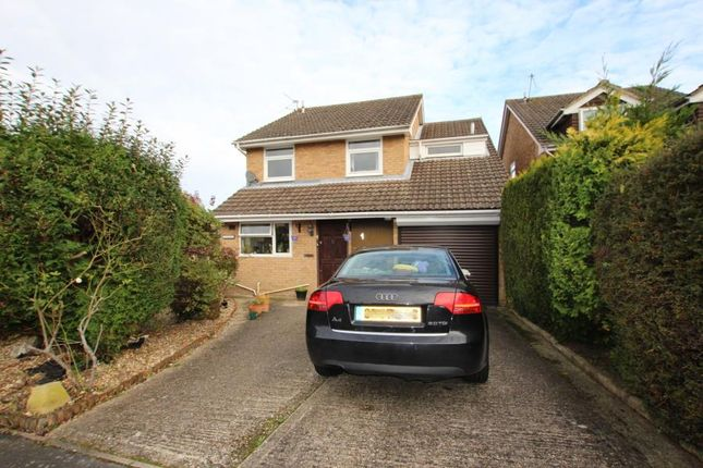 Thumbnail Detached house to rent in Inglewood, Woking