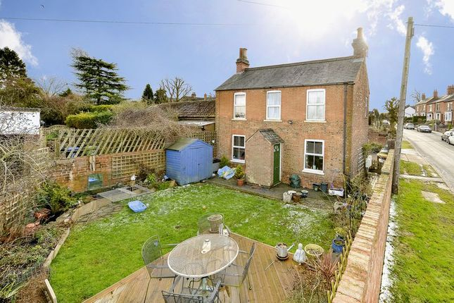 Thumbnail Detached house for sale in Station Road, Great Bowden, Market Harborough