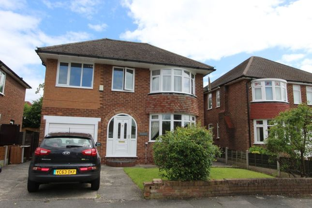 Thumbnail Detached house for sale in Derwent Drive, Handforth, Wilmslow