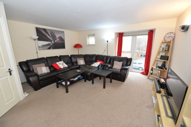 Thumbnail Town house to rent in White Star Place, Southampton