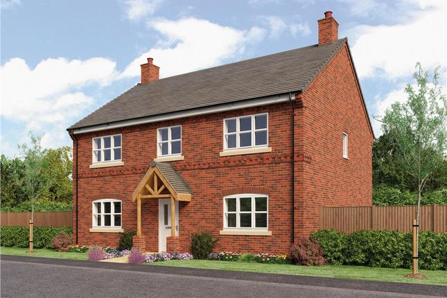 "Thumbnail Detached house for sale in ""Chatsworth"" at Luke Lane, Brailsford, Ashbourne"