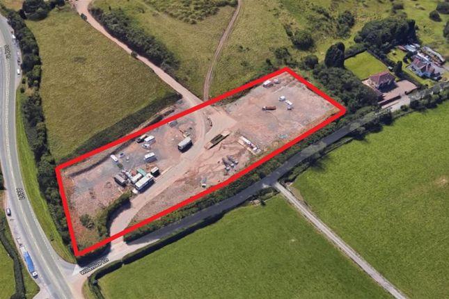 Thumbnail Land to rent in Wildmoor Lane, Wildmoor, Bromsgrove