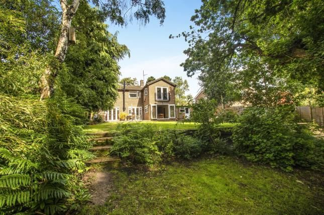 Thumbnail Detached house for sale in Bracknell, Berkshire, .