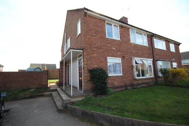 Thumbnail Maisonette to rent in Linnet Close, Coventry