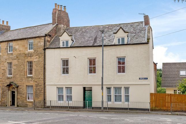 Thumbnail Terraced house for sale in Newgate Street, Morpeth, Northumberland