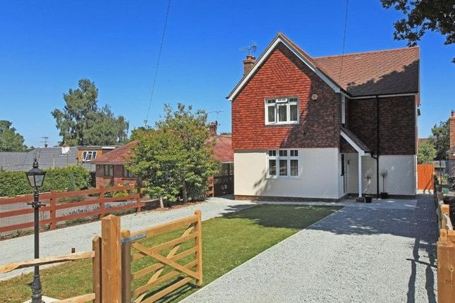 Thumbnail Detached house for sale in Whitehall Drive, Ifield, Crawley, West Sussex