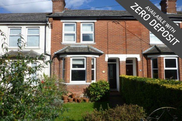 Thumbnail Property to rent in Botley Road, Romsey