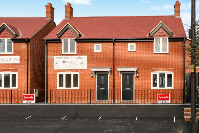 Thumbnail Semi-detached house for sale in Earls Court Road, Amesbury, Salisbury