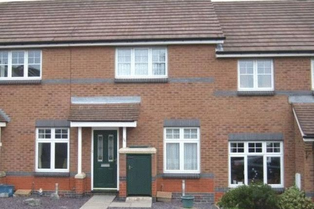 2 bed terraced house to rent in Foxes Rake, Cannock WS11