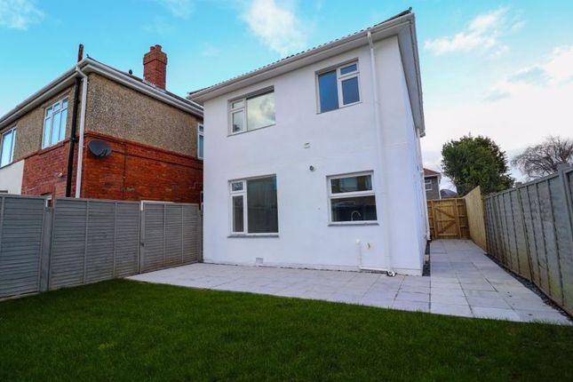 Exterior Rear of Rosebud Avenue, Winton, Bournemouth BH9
