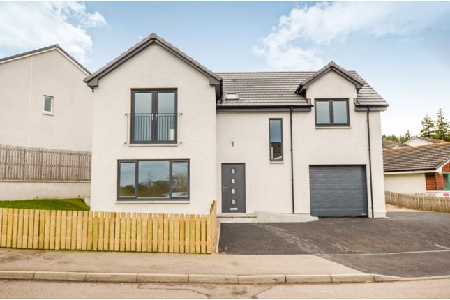 Thumbnail Detached house for sale in Burnside Drive, Inverness